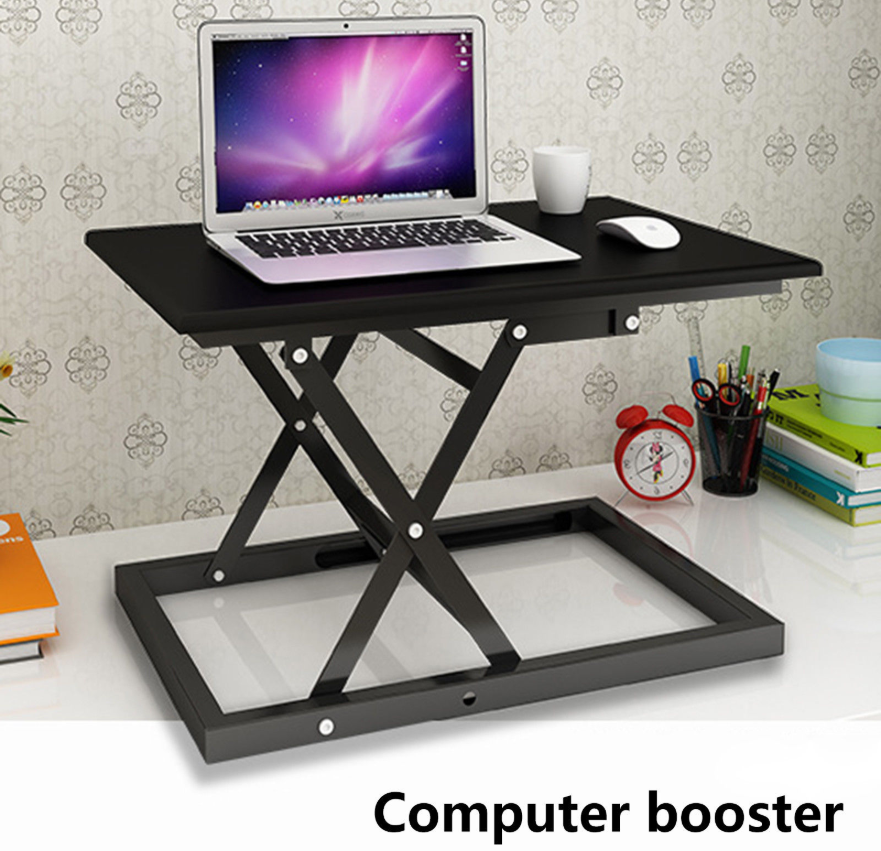 Cool Cornelius™  Desk Riser Adjustable Height Sit/Stand Computer Lift Laptop Work Station