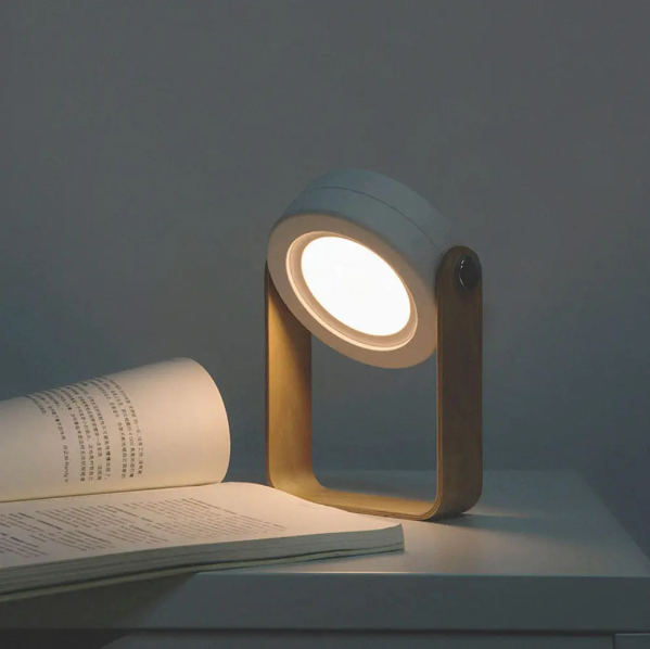 Cool Cornelius™ Led Lantern Light Flashlight Bedroom Bedside Reading Night Light Retractable Table Lamp USB Charging Foldable