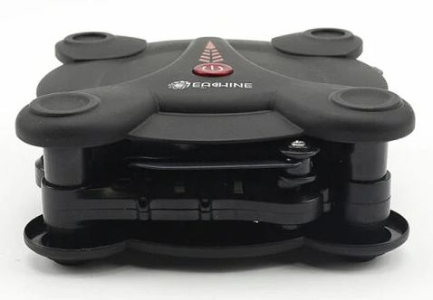 Cool Cornelius™ E55 Mini WiFi FPV Foldable Pocket Drone With High Hold Mode RC Quadcopter