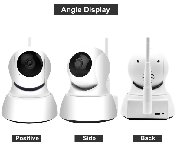 Cool Cornelius™ 1080P Wireless Wifi Smart IP Camera Monitor Motion IR Night Light Cloud Storage