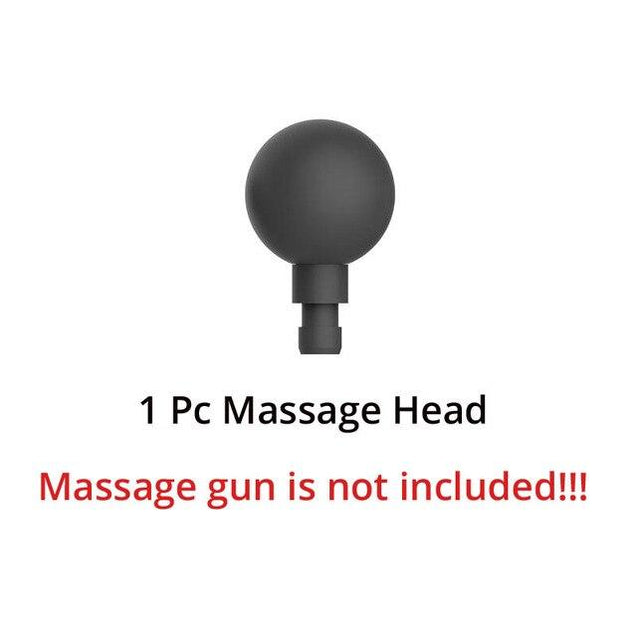 Muscle Therapy Massage Gun Attachments - PowerBeauty