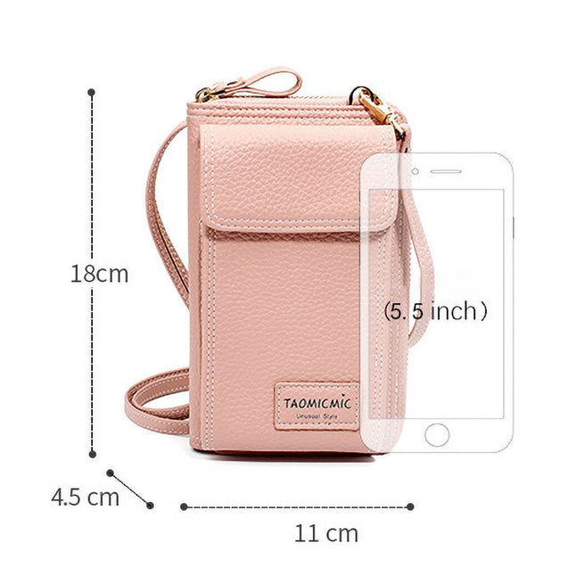 Woman Bags Fashion Shoulder Messenger - PowerBeauty