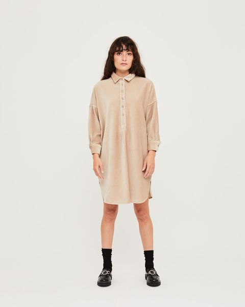 Didi Oversized Shirt - Rainy Day