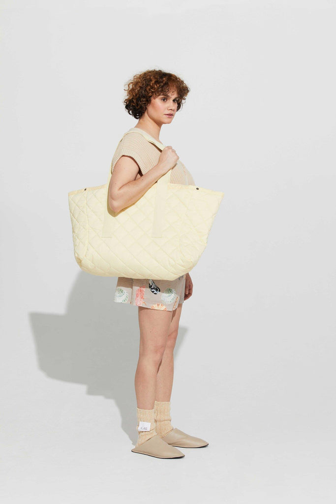 Filene Bag - Yellow