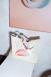 Oyster Totebag - Natural