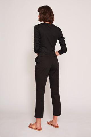 Silje Trousers - Black