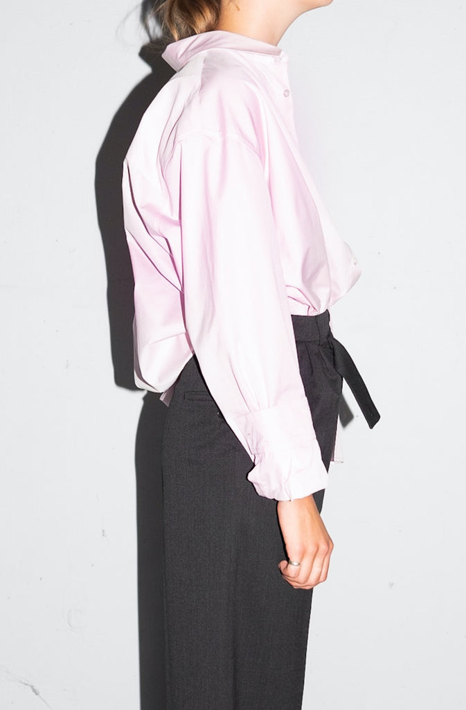 Way Big Shirt - Pink