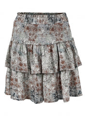 Janet Skirt - Flower Print