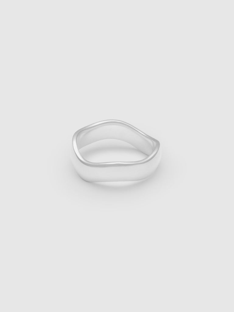 Sphere Ring - Silver
