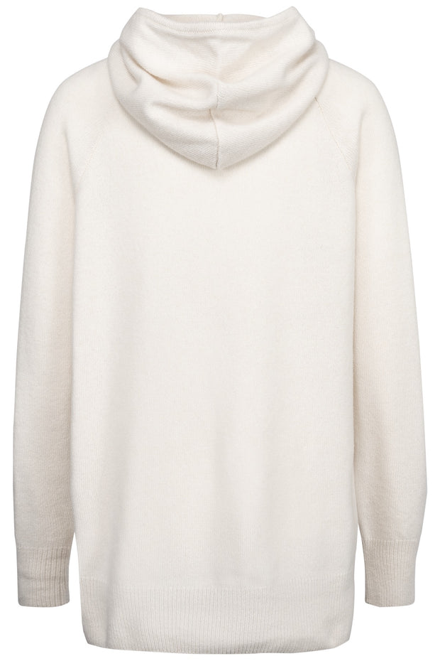 Hossegor Plain Knit - Cream