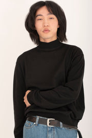 Murry Mock Neck - Black