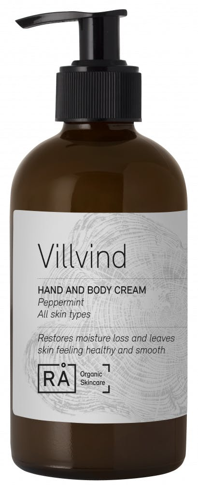 Villvind Hand and Body Cream