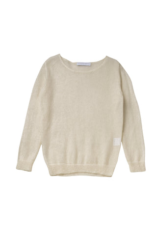 Delicate Sweater - Off White - F5 Concept Store