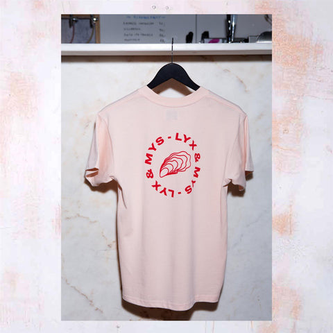 Oyster T-Shirt - Pink