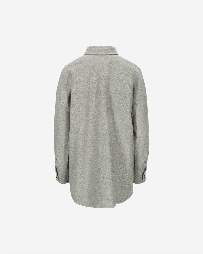 Harlow Shirt - Flint Grey