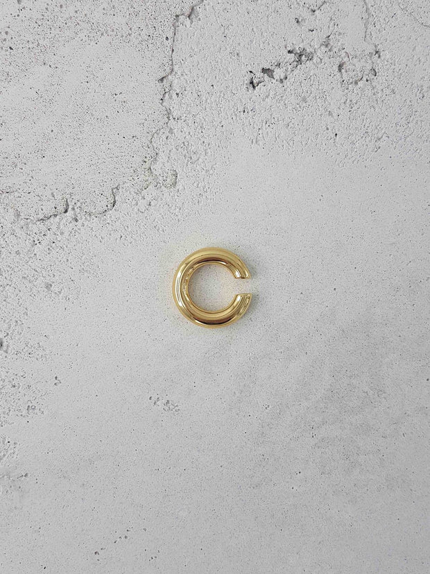 Giovanni Single Ear Cuff - 18K Gold