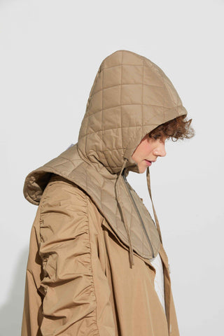 Filene Hood - Mud Grey
