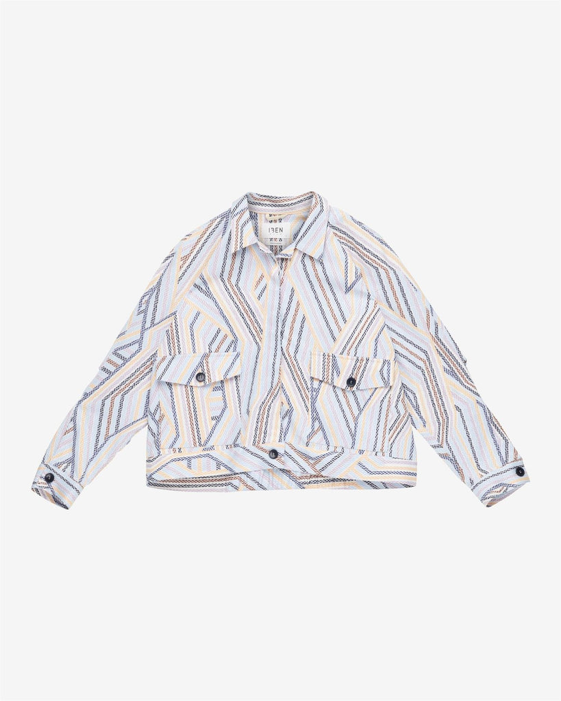 Talon Jacket - White