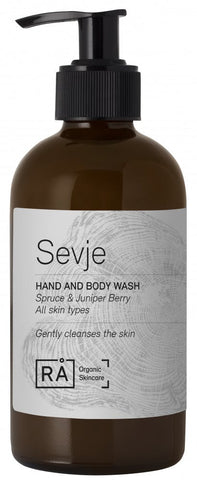 Sevje Hand and Body Wash