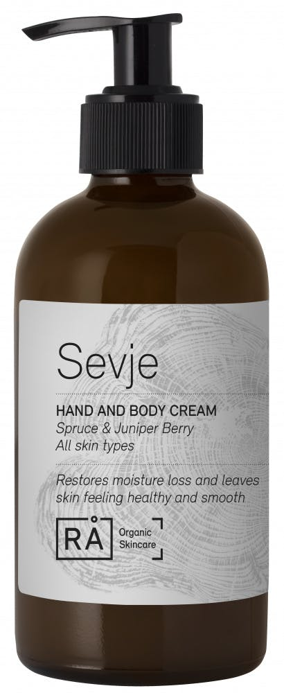Sevje Hand and Body Cream