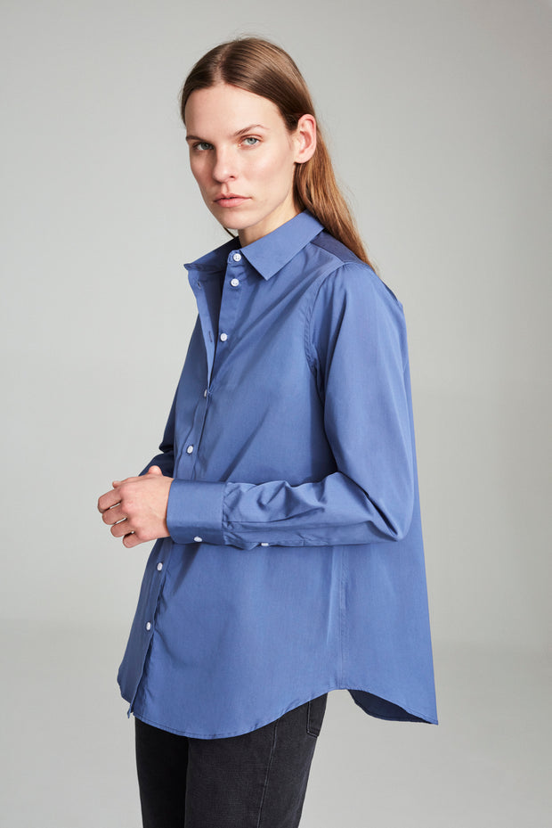 Sofie Shirt - Light Blue