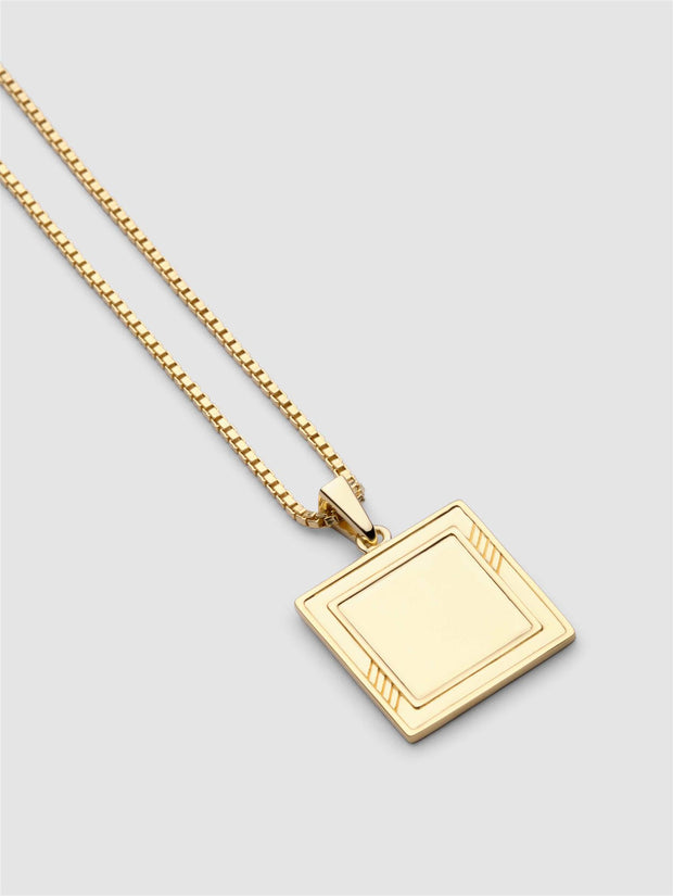 Arvid Necklace - Gold