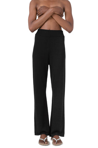 Merino Pants - Black
