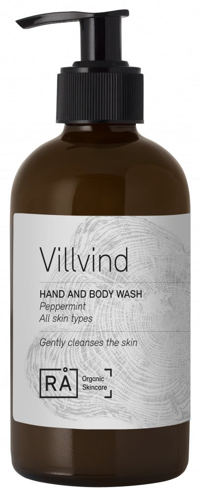 Villvind Hand and Body Wash