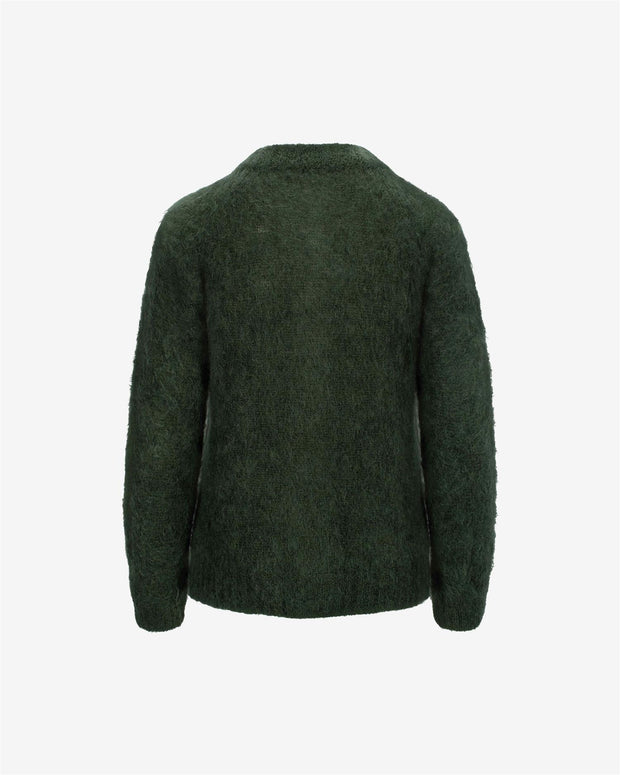 Monty Cardigan - Forest Green