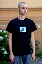 Narcissus T-Shirt - Black - F5 Concept Store