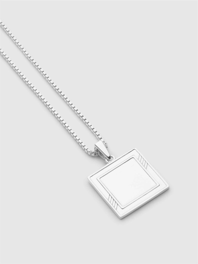 Arvid Necklace - Silver