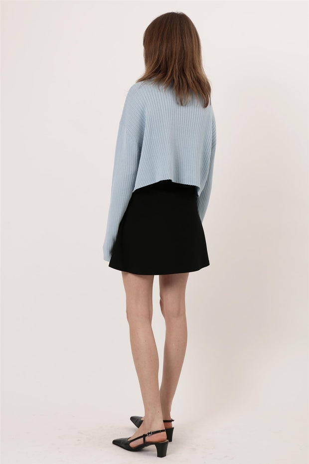 Cindy Sweater - Light Blue - F5 Concept Store