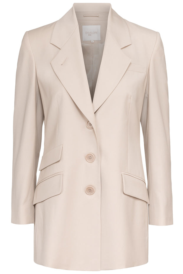 Marais Blazer - Light Beige