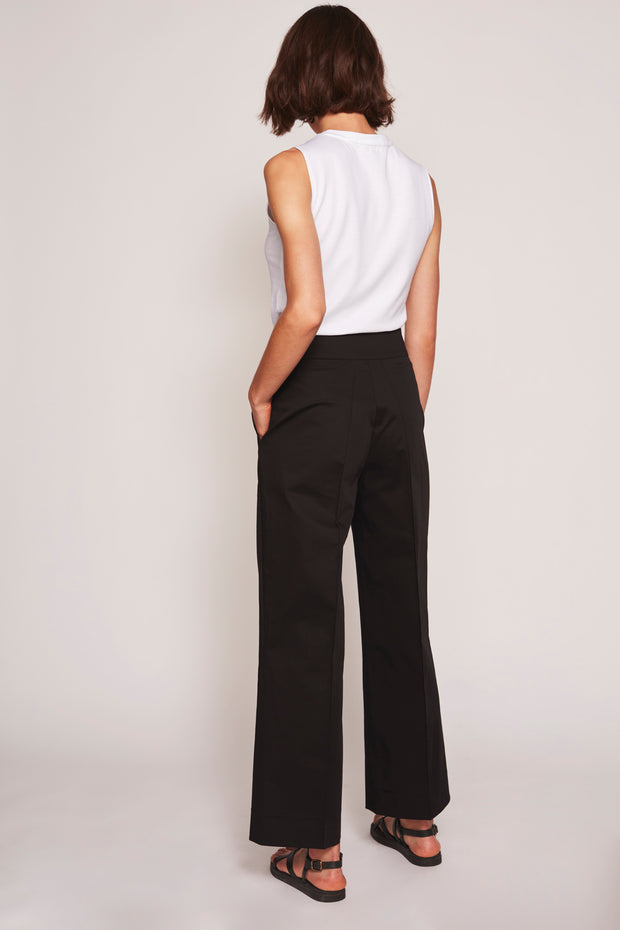 Marie Trousers - Black - F5 Concept Store