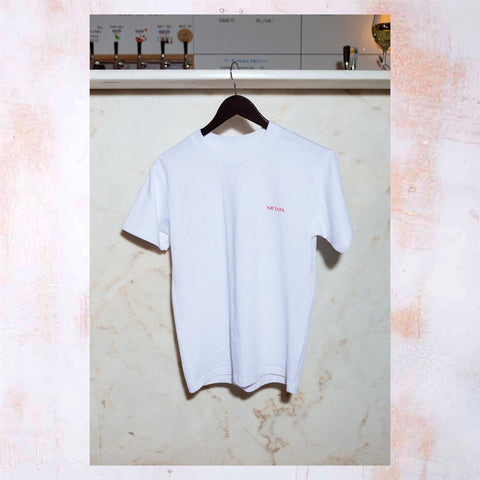 Oyster T-Shirt - White
