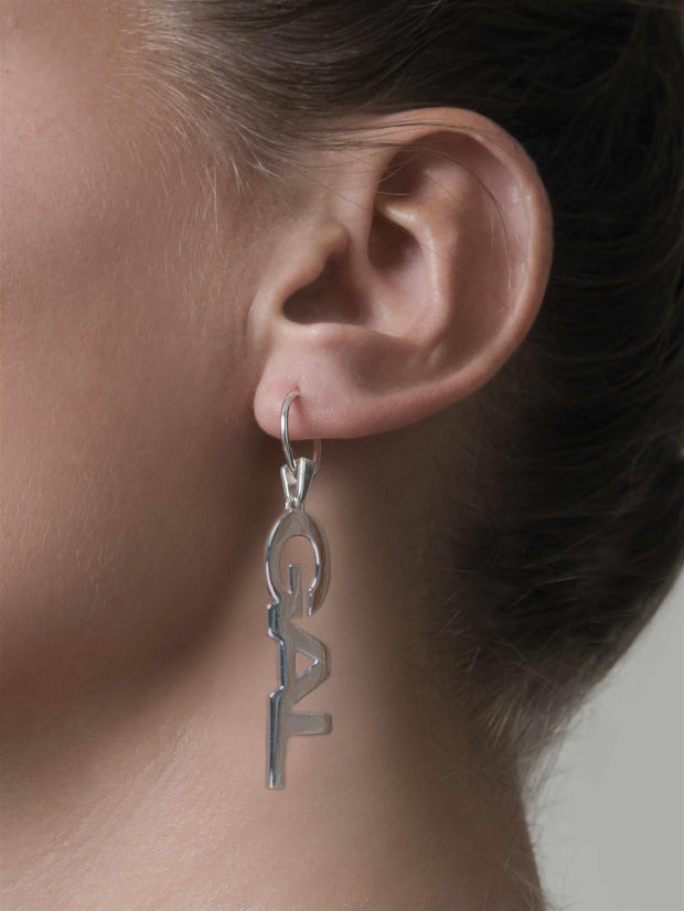 Gal Earring - Silver - F5 Concept Store