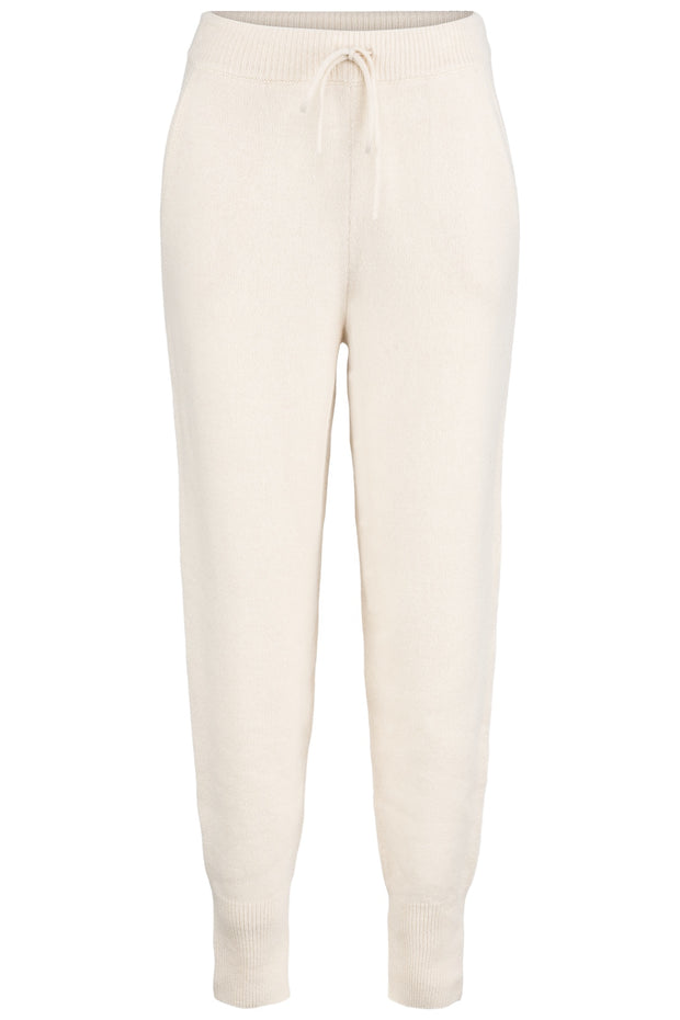 Vancouver Knit Pants - Cream