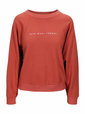 Ciara Logo Sweat - Aubrun