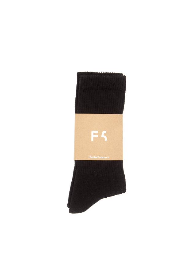 Wool Socks - Black