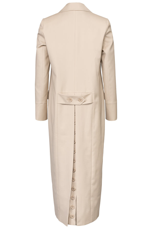 Gala Coat - Light Beige