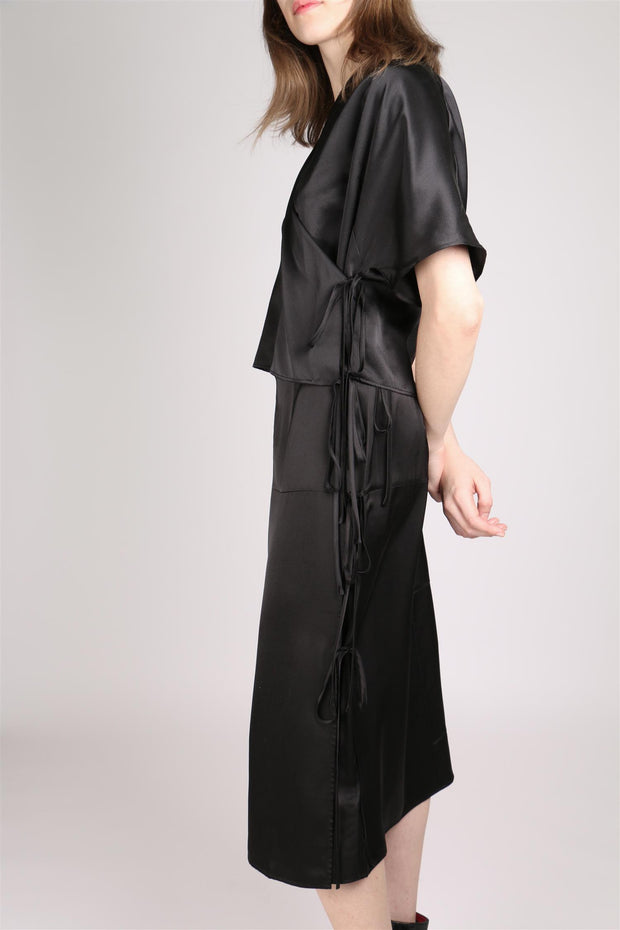 Silk Top - Black - F5 Concept Store