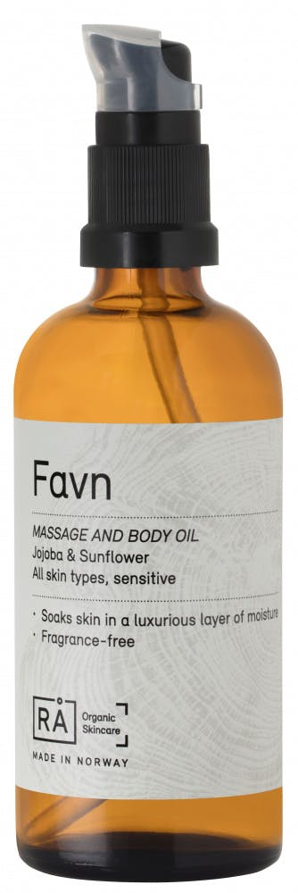 Favn massage and body oil