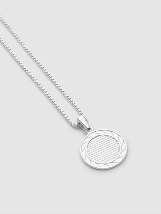Astrid Necklace - Silver