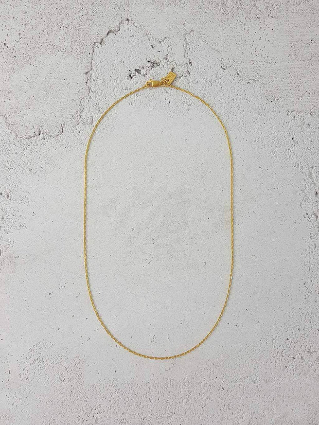 Marina Necklace - 18K Gold
