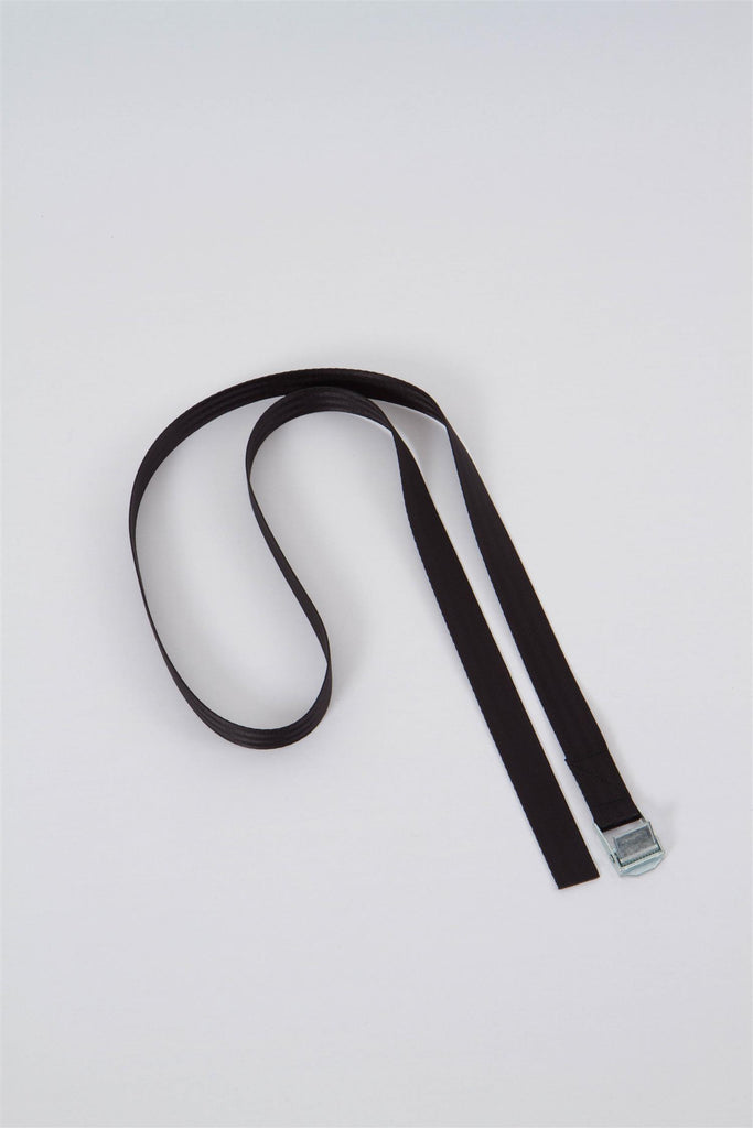 Short Seatbelt Belt - Black - F5 Concept Store