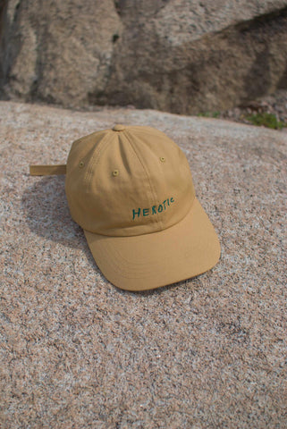 Dad Cap - Light Brown