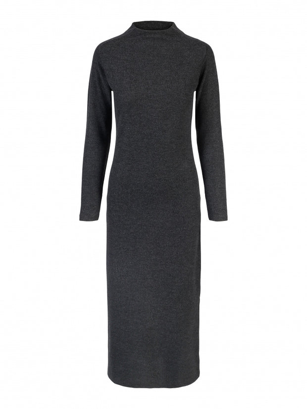 Daniela Dress - Dark Grey