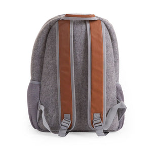 FELT NURSERY BACK PACK GREY