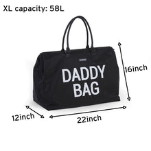 Load image into Gallery viewer, DADDY BAG BIG BLACK