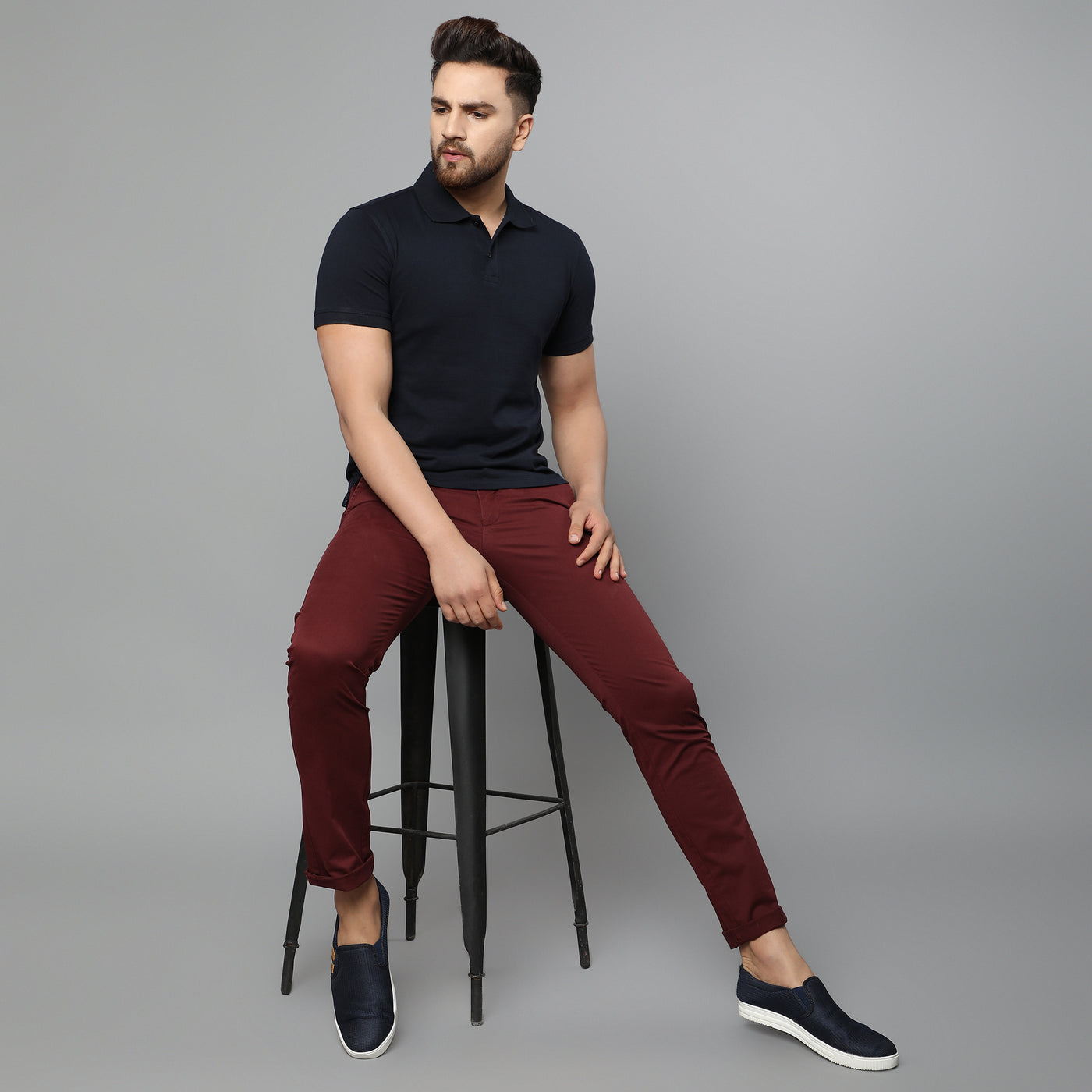 Callino London Men's  Chinos